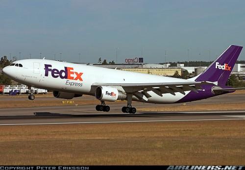 A FedExA300F