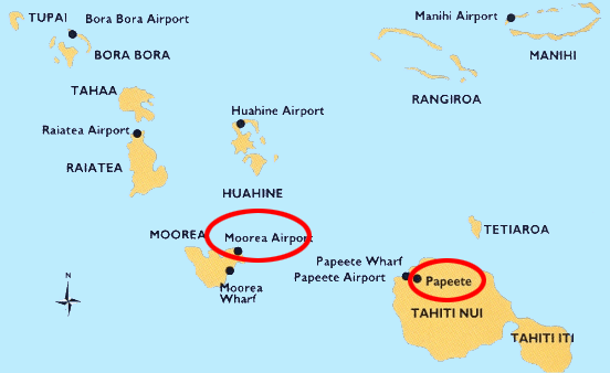 All Killed On Board Air Moorea Flight 1121 | Airline world