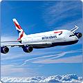 Airbus A380 in BA colors - byAirbus