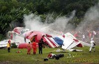 Passenger plane crash-lands at Thai tourist resort; 88 dead - photo By AUDRA ANG - Associated Press Writer © AP (www.live-pr.com)