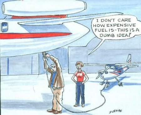 Friday Fun - High Fuel Prices