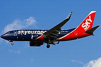 SkyEurope B737 atBUD