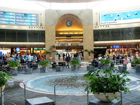 Tel Aviv - Ben GurionAirport