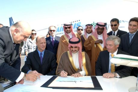 Signature at Dubai Air Show