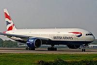 G-VIIF Boeing777