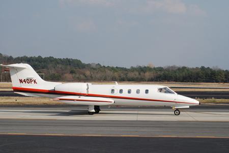 Learjet35