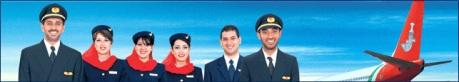 Oman Air uniforms
