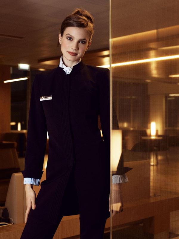 sexy stewardess uniforms airline world. Black Bedroom Furniture Sets. Home Design Ideas