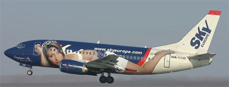 Sky Europe Airline World