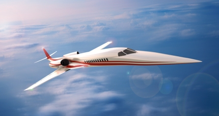 Supersonic Business Jet - copyright by Aerion Corp.