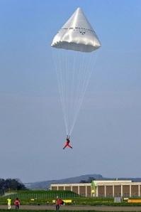 Da Vinci\'s parachute