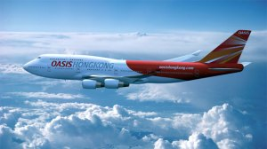 Oasis Hong Kong Boeing 747