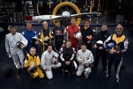 Red Bull Air Race World Series 2008