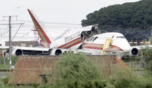 747 cargo crash, brussels