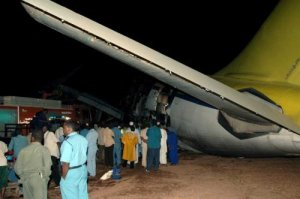 Sudan Airways crash