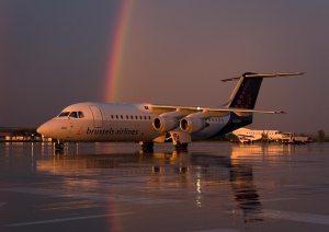 Beautiful plane photo