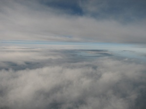 Upper and lower level stratus