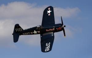 F4U over Budapest