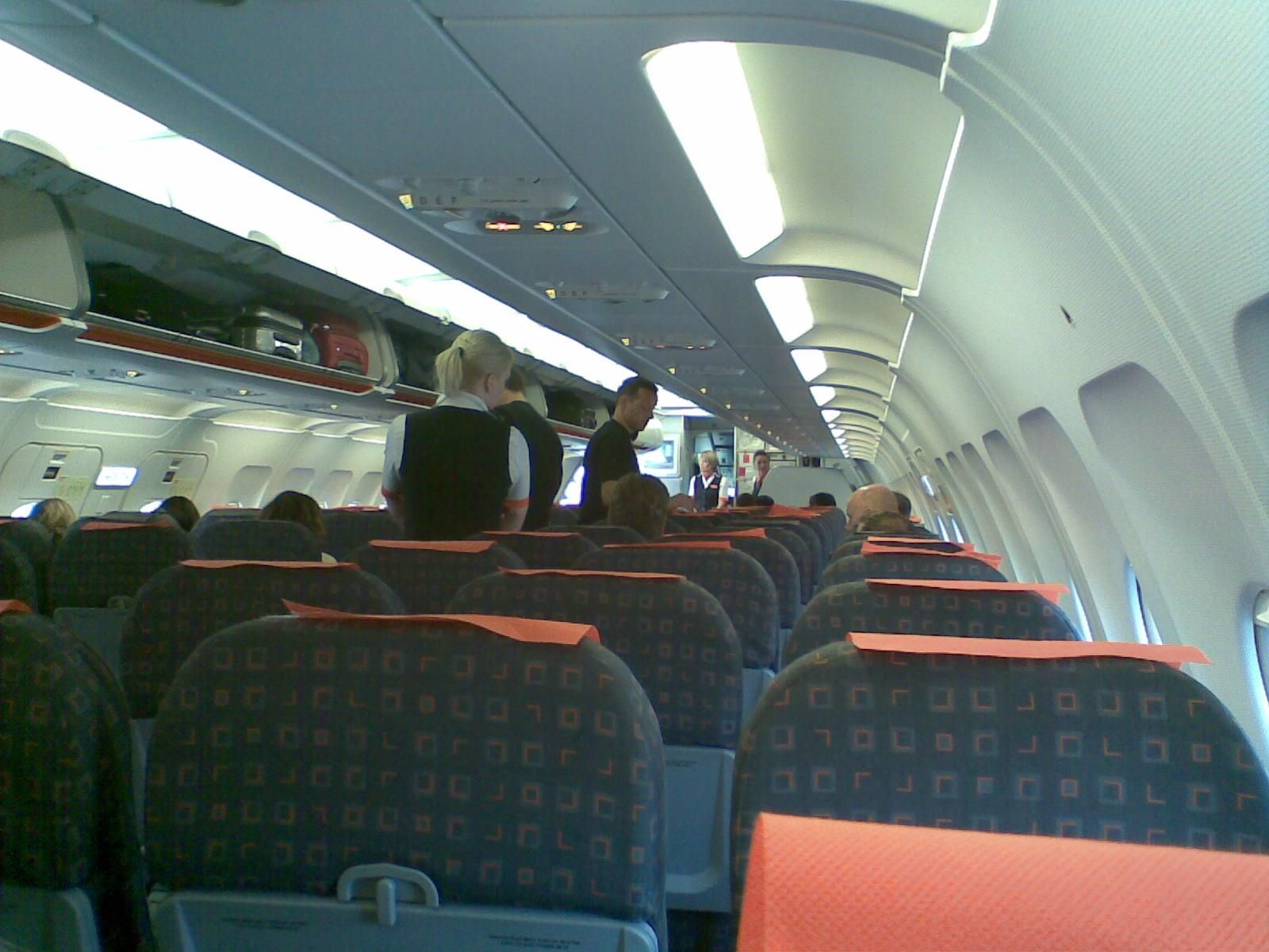 flight review easyjet airline world. Black Bedroom Furniture Sets. Home Design Ideas