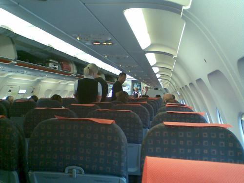 Onboard easyJet