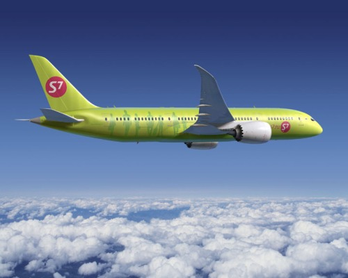 The order is gone, but we may still see the Boeing 787 Dreamliner in