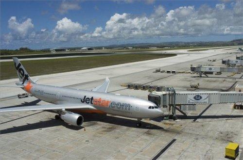JetStar's broken A330