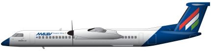 Malev Q400