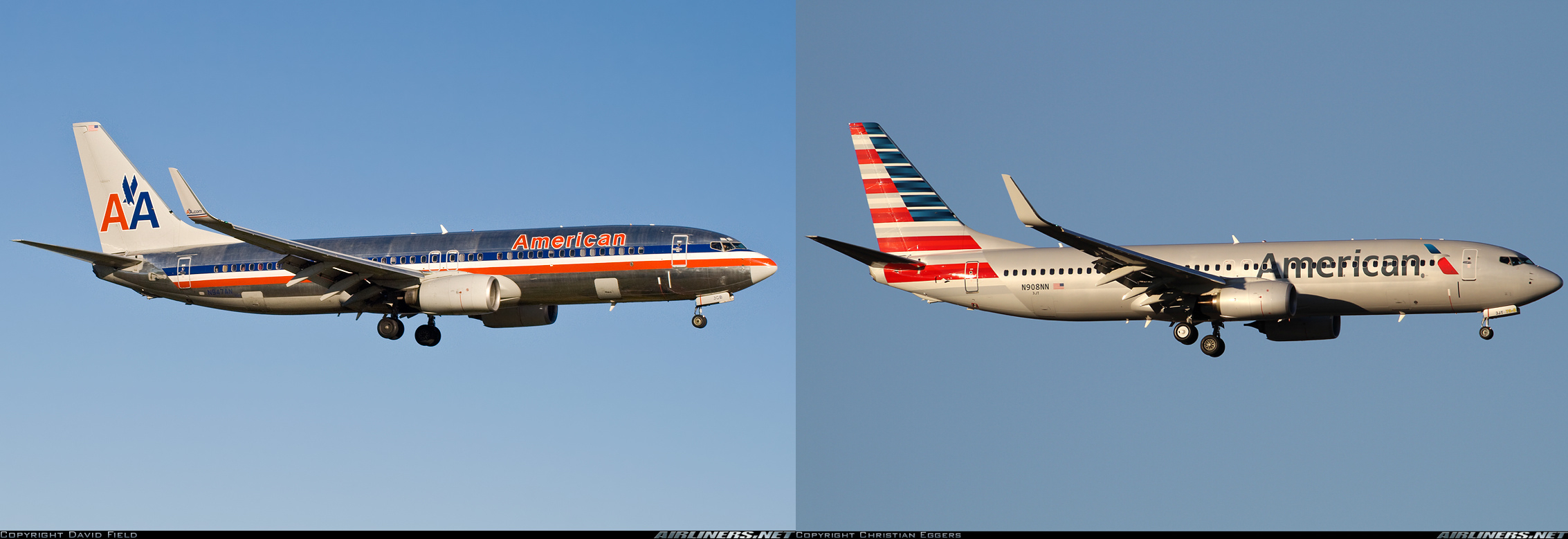 New Livery For American Airlines Airline World