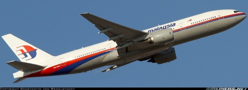 Malaysia Airlines Boeing 777-200ER - on airliners.net by Konstantin von Wedelstaedt